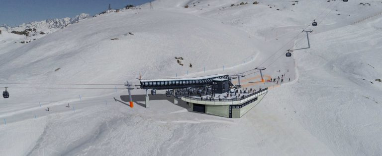 La Plagne Glacier – New Proposals